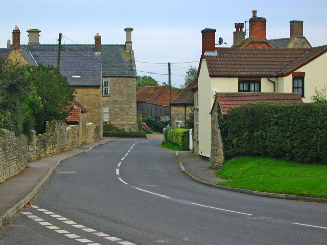 Stonesby, Leicestershire