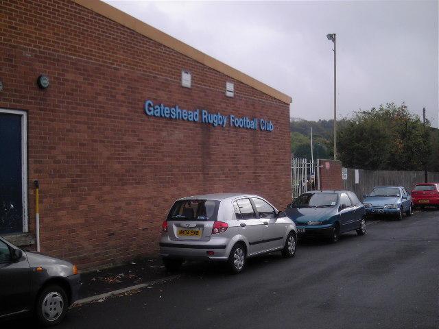 Gateshead Rugby Football Club