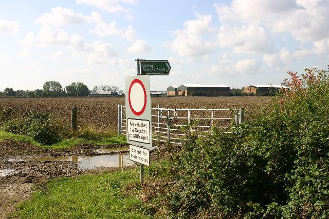 Green Road (Bullock Road)