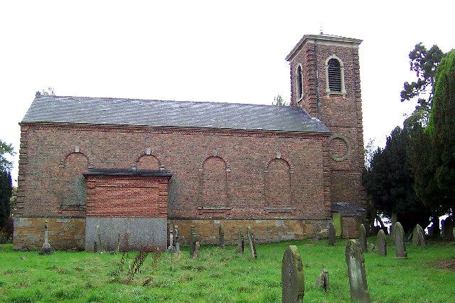 Stallingborough Church
