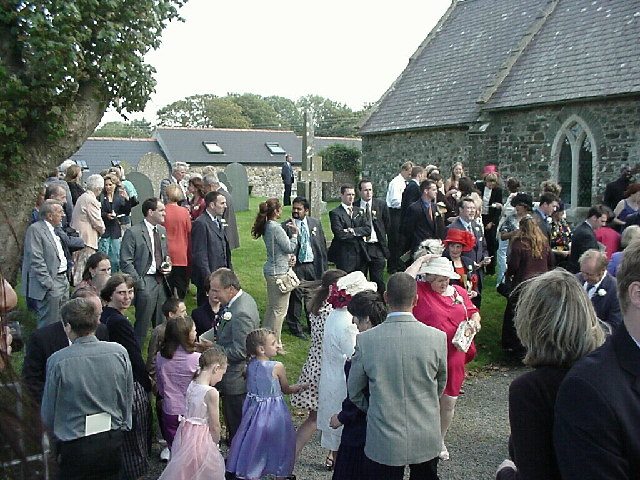 A village wedding