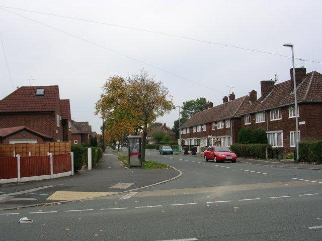 Moorcroft Road