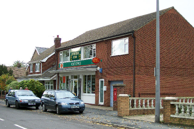 Stallingborough Post Office