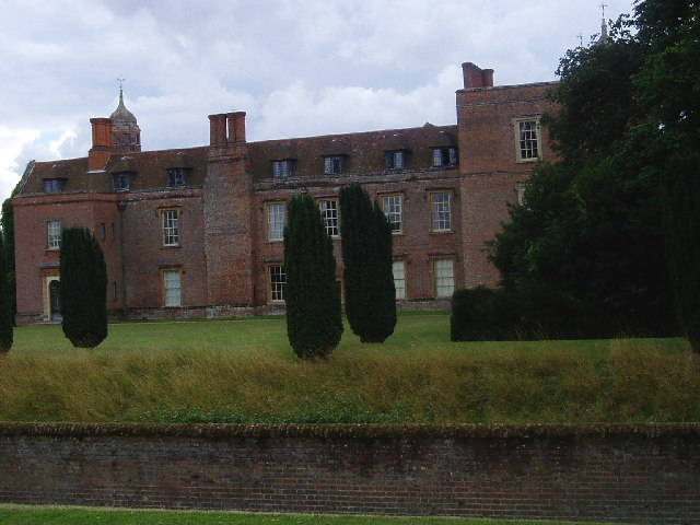 Long Melford Hall