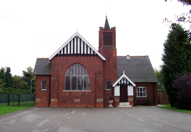 Healing Methodist Church