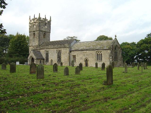 Hayton parish church