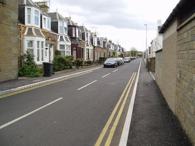 Ireland Street, Carnoustie