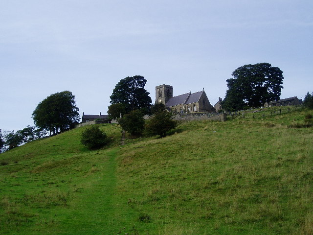 Middlesmoor Church
