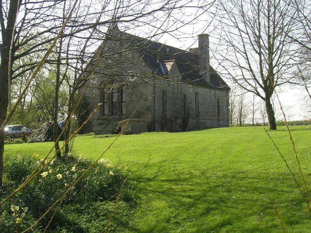 Wheathill (Somerset) Former parish church