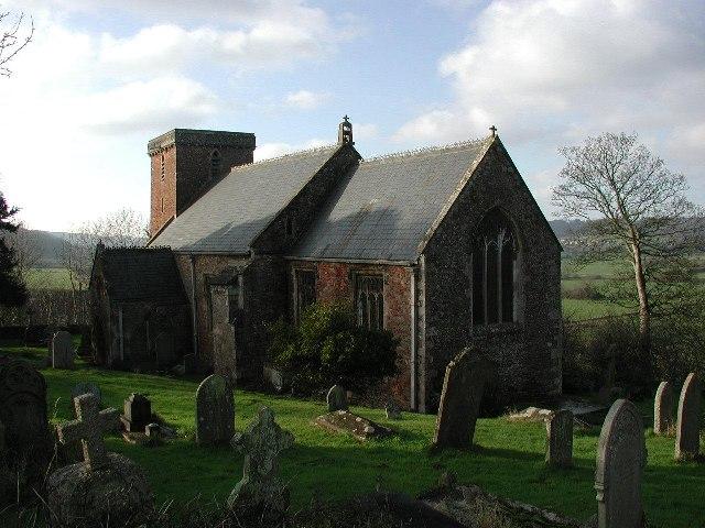Clapton-in-Gordano (Somerset) St Michael's Church