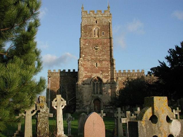 Portbury (Somerset) St Mary's church