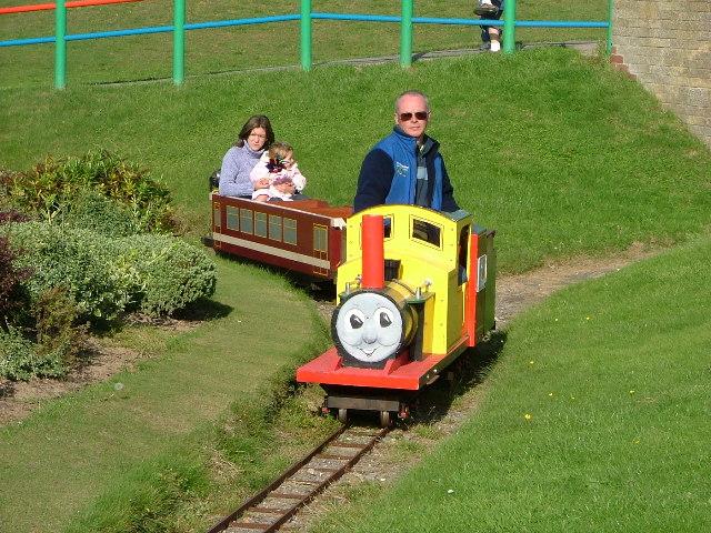 Mablethorpe miniature railway