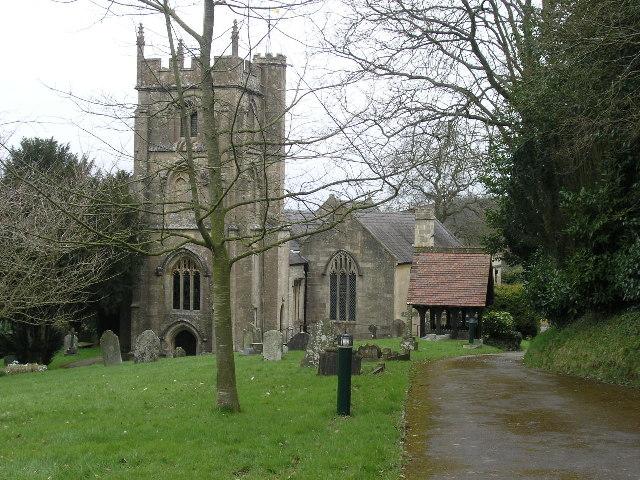 Camerton (Somerset) St Peter's Church