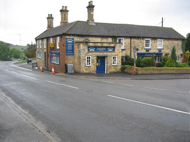 The Peacock Inn, Croxton Kerrial