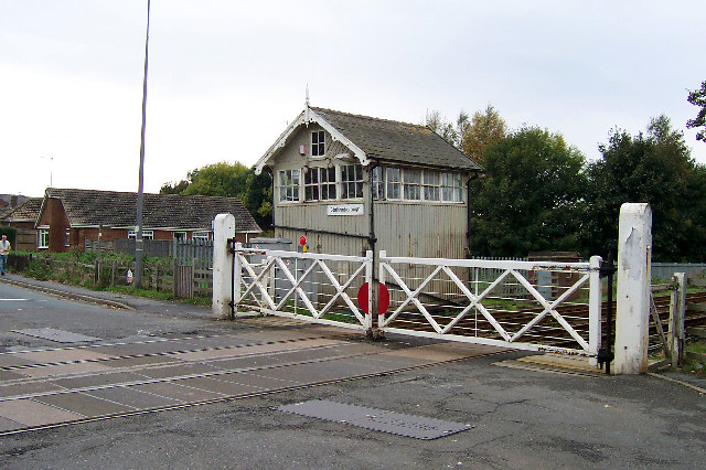The Old Signal Box