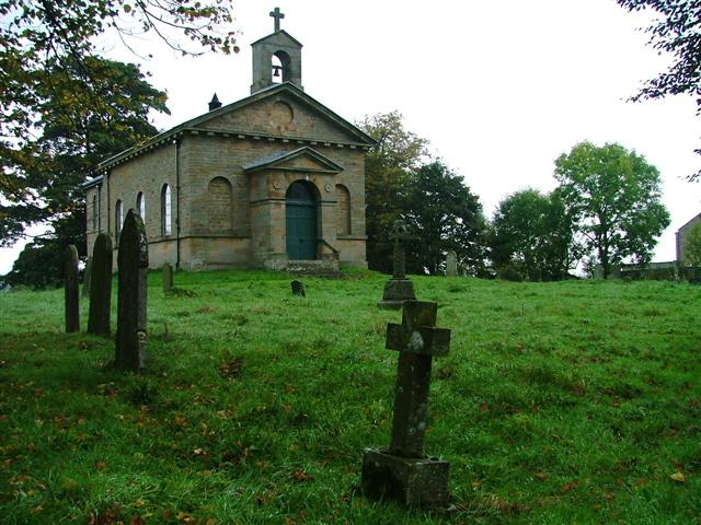 St. Mary's Church, Rokeby