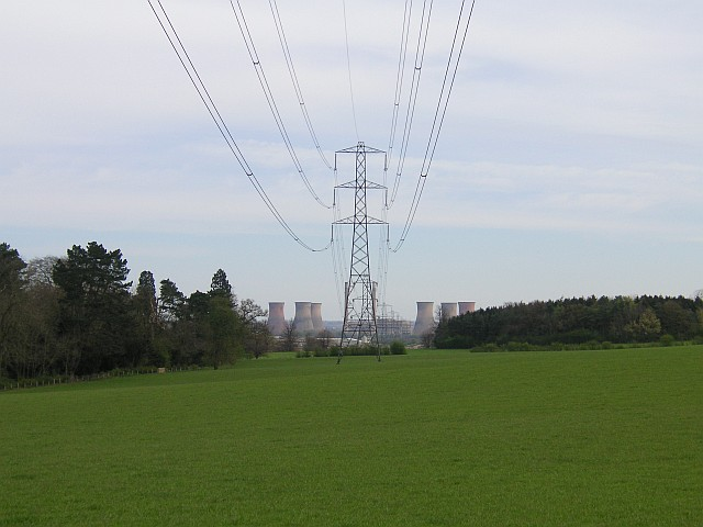 Burton Power Station