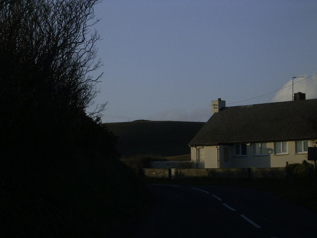 Cottages near Knock-e-Dooney