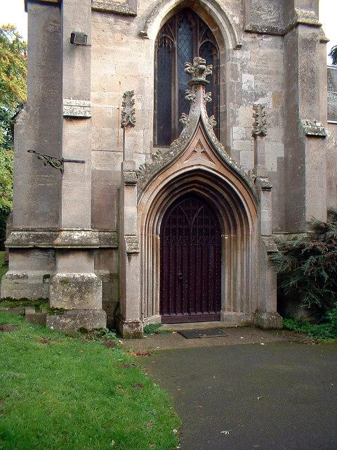 Door - Healing Church