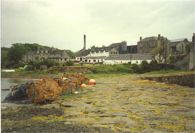 Jura Distillery and Hotel