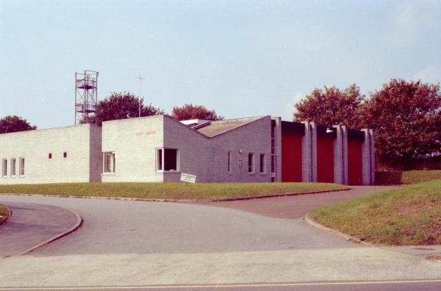 Liskeard Fire Station