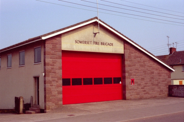 Wiveliscombe Fire Station