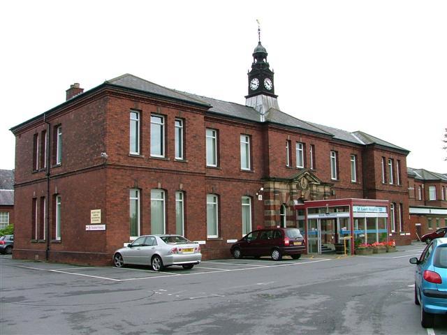 St. Luke's Hospital