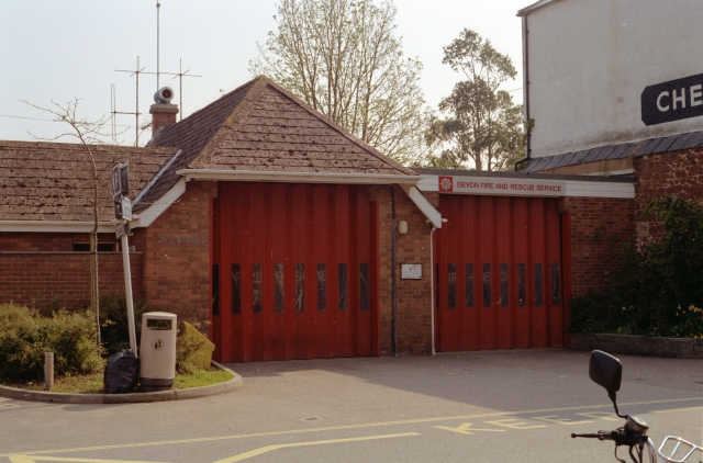 Topsham Fire Station