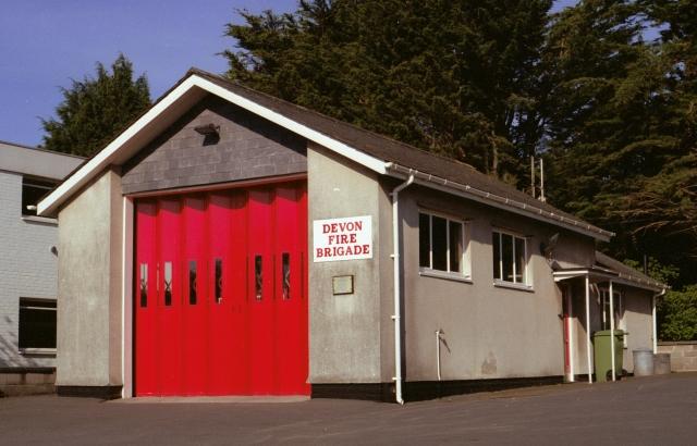 Ashburton Fire Station