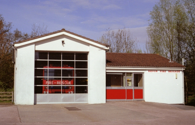 Bovey Tracey Fire Station