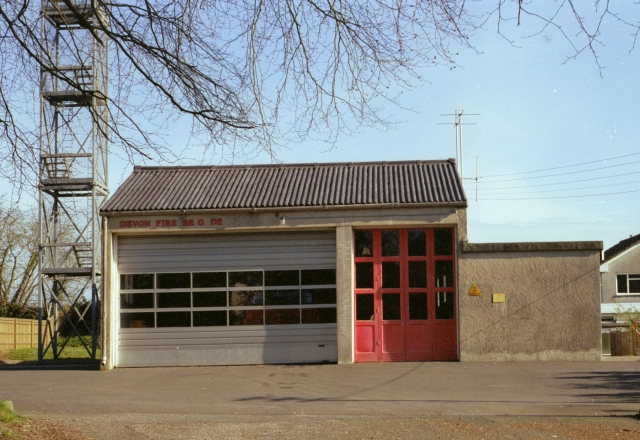 Buckfastleigh Fire Station