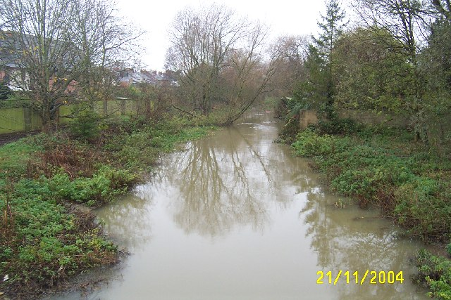 Oxford: Bulstake Stream, New Botley
