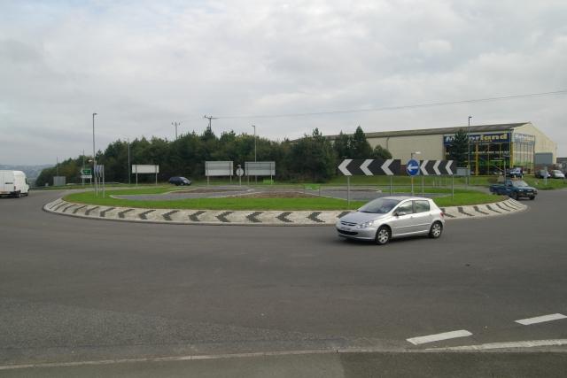 Carkeel Roundabout, Saltash