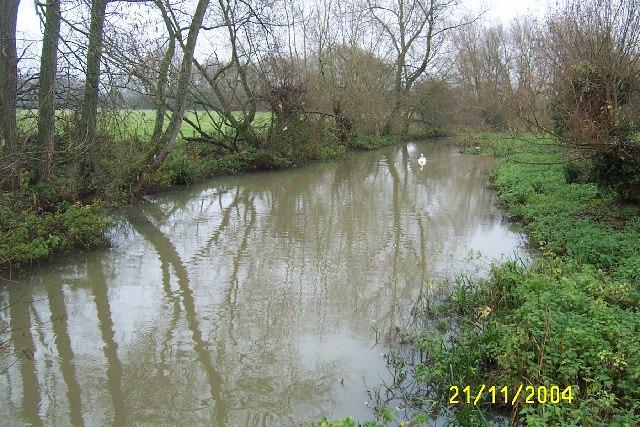 Hinksey Stream, North Hinksey Village