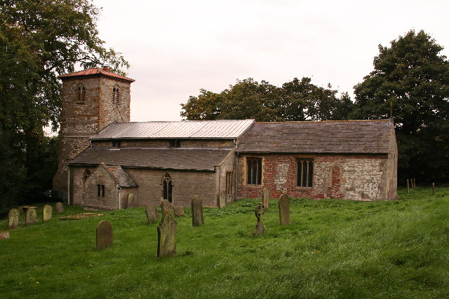 St.Maurice's church, Horkstow