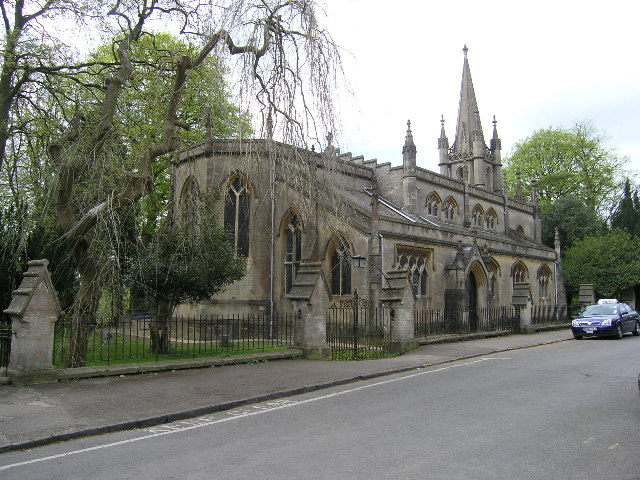 Combe Down, Bath, Holy Trinity Church