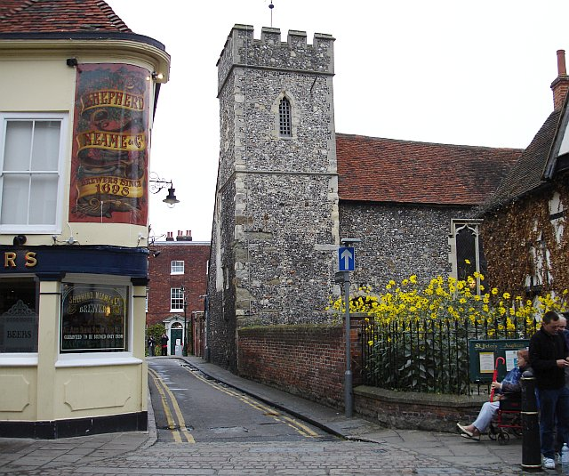 St Peter's Church, Canterbury