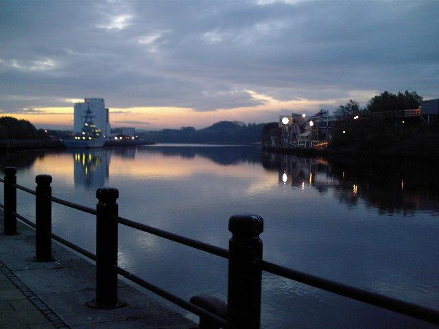 Tyne at Dawn