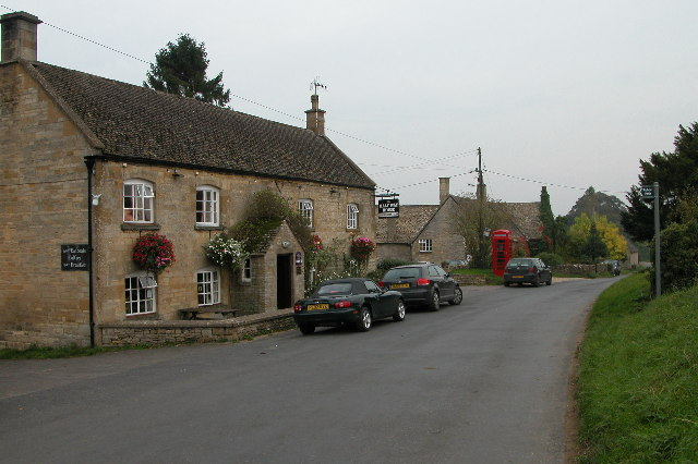 The Half Way House, Kineton