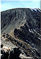 NY3414 : Striding Edge of Helvellyn by Peter Ward
