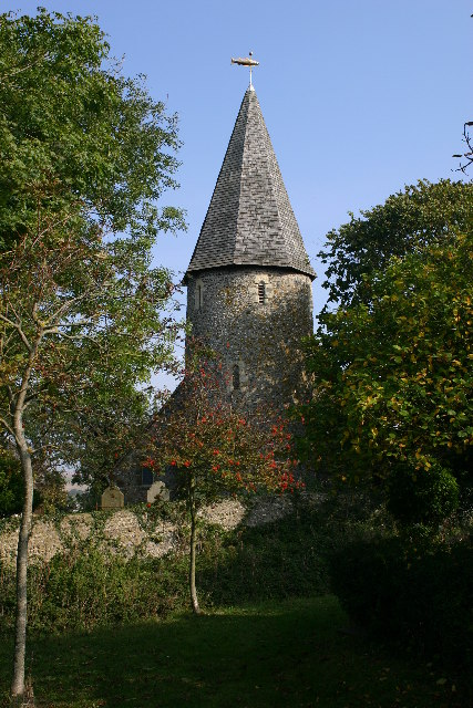 Piddinghoe church