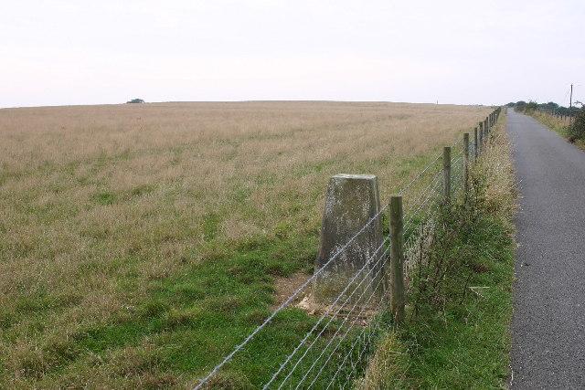 Hoddern Farm trig