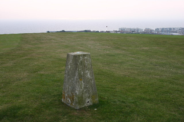 East Brighton Golf Course trig