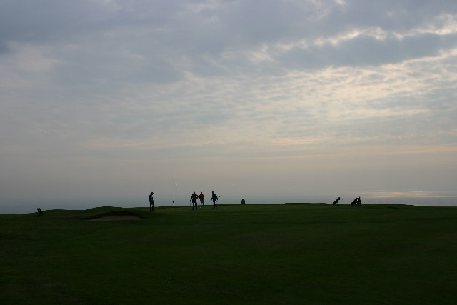 East Brighton golf course