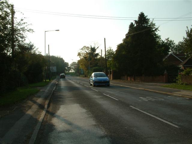 Old Bath Road, Charvil
