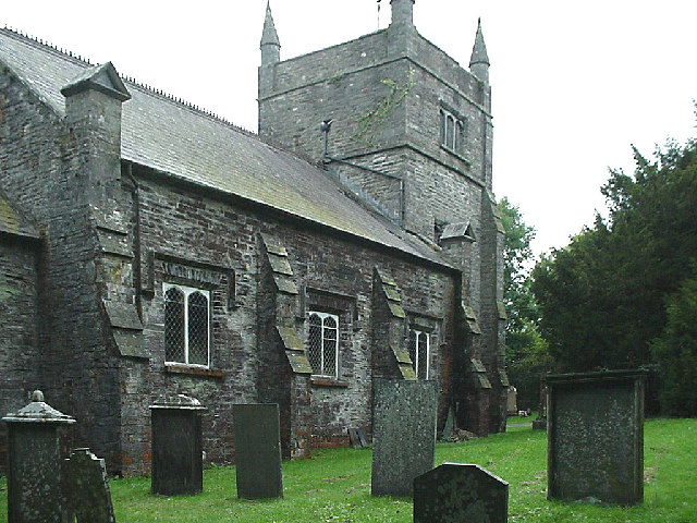 Llanfyrnach church