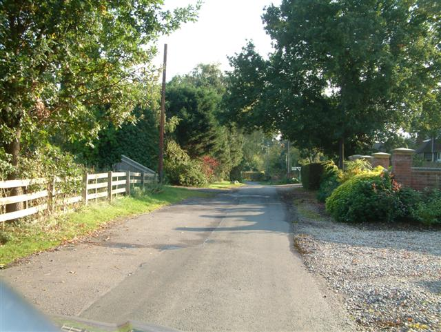 Beggar's Hill Road