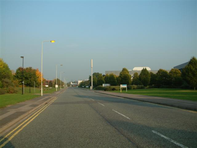 Wharfedale Road, Winnersh Triangle