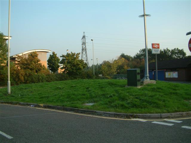Winnersh Triangle Railway Station