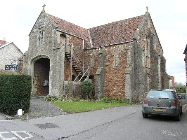 Midsomer Norton (Somerset) Roman Catholic Church